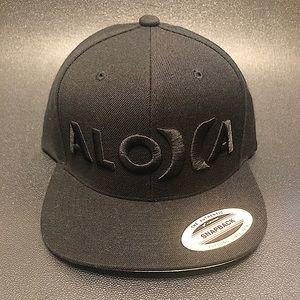 ALOHA HURLEY SNAPBACK CAP - NWT